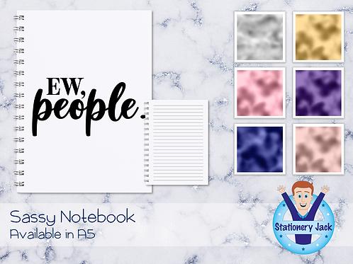 Ew People Notebook