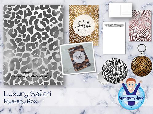 Luxury Safari Mystery Box