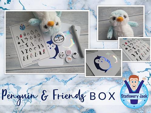 Penguin & Friends Box