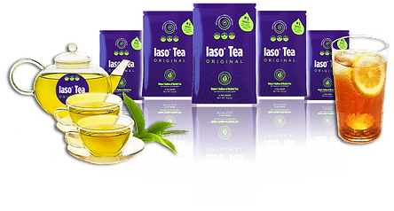 TLC's IASO TEA - Flagship product for the LCT FUNDRAISER