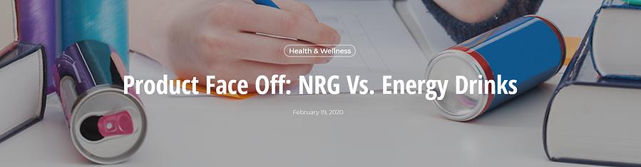 NRG vs Energy Drinks - LCT FUNDRAISER
