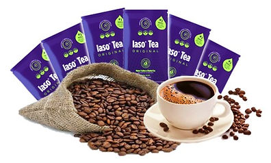TLC's IASO TEA - a flagship product for the LCT FUNDRAISER