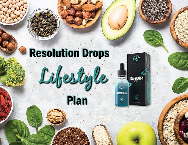 TLC's Resolution Drop Lifestyle Plan - LCT FUNDRAISER