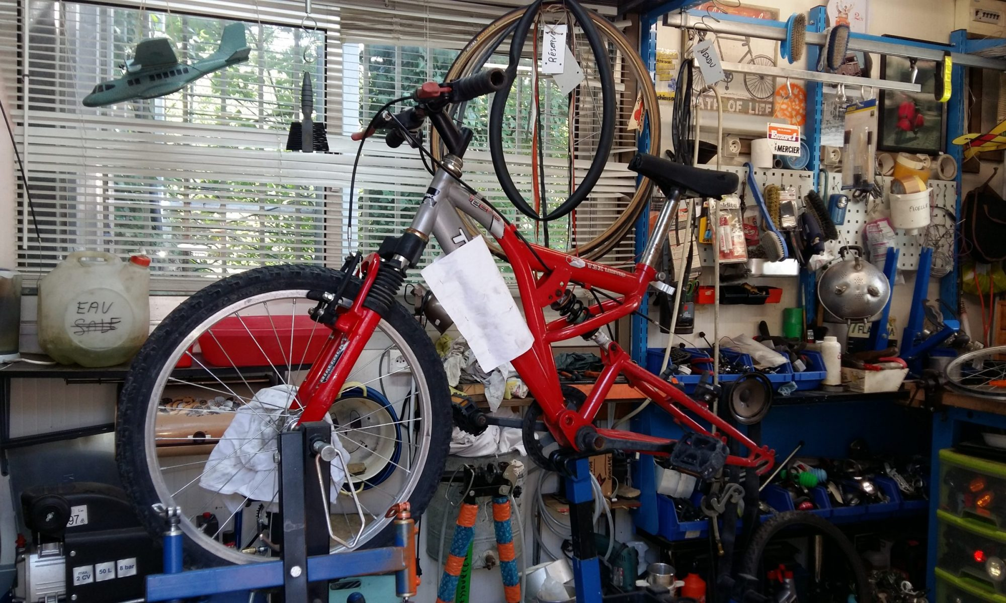 "Atelier ""Tri'Cycle"""