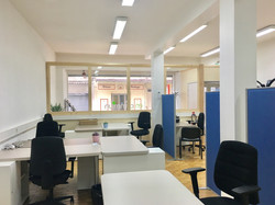 En commun : espace de travail partagé