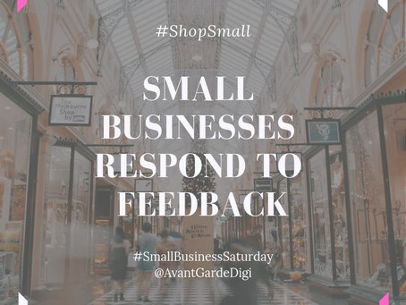 Small Business Saturday: Reason No. 4 to Shop Small