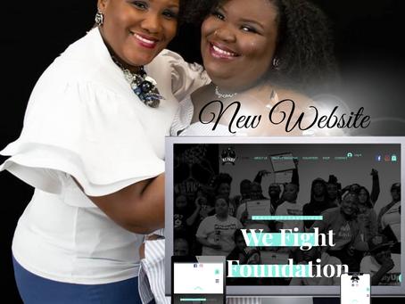 #WebDesign: We Fight Foundation