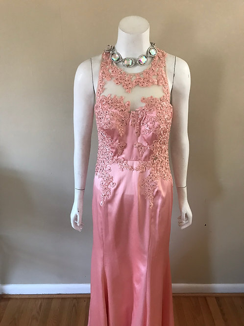 Decode 1.8 Pink Gown