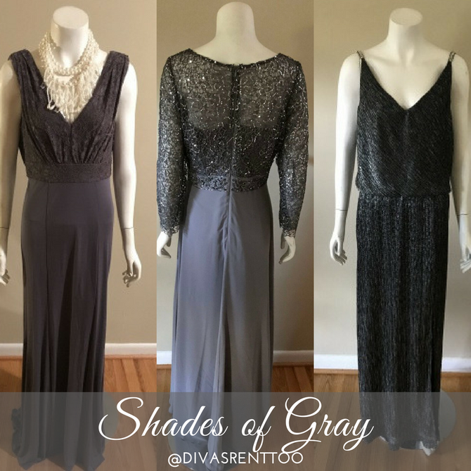 Transition to Fall with Cool Shades of Gray