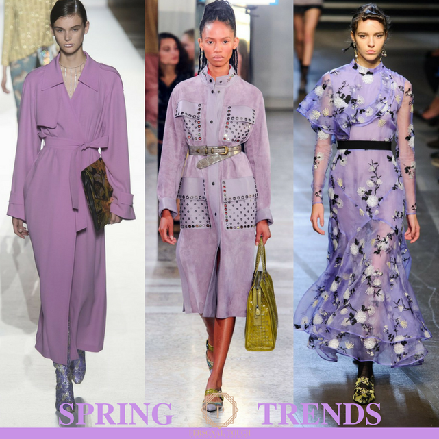 #FashionFriday: 50 Shades of Lavender