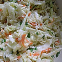 Creamy Southern Style Coleslaw