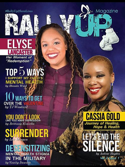 Rally Up Magazine Winter Issue 2019