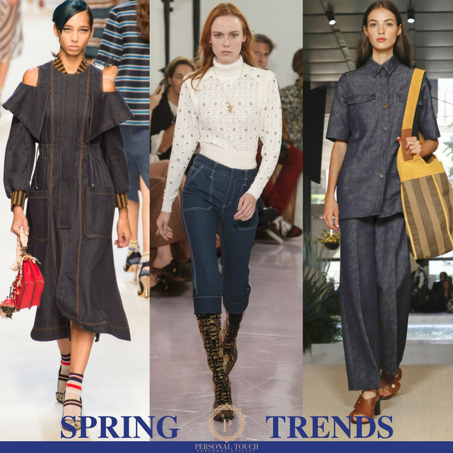 Spring Preview: Denim