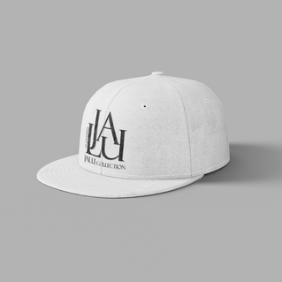 mockup-of-a-snapback-hat-on-a-solid-surf