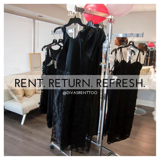 Rent. Return. Refresh.