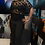 Thumbnail: Foxfedox Black Jumpsuit with Sheer Upper