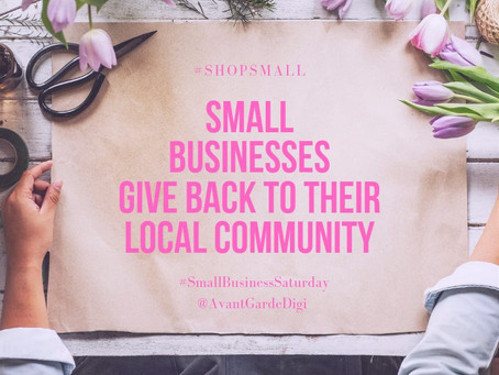 Small Business Saturday: Reason No. 2 to Shop Small
