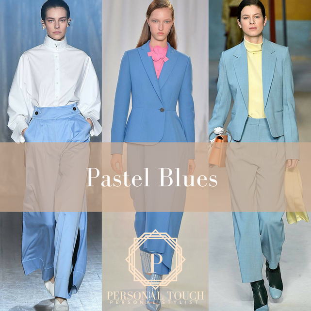 Fall Style: Pastel Blues