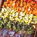 Cumin Corriander Roasted Vegetables