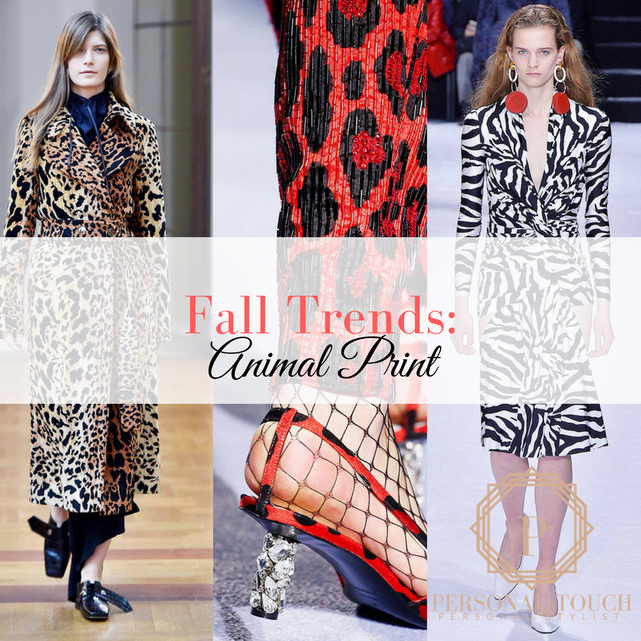 Fall Style: Animal Print