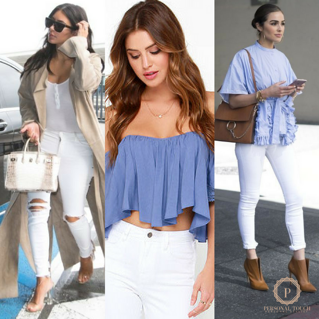 Summer Trends: Wearable Whites