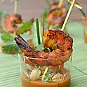 Mixed Seafood Sate