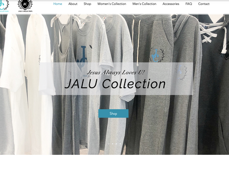 #WebDesign: JALU Collection