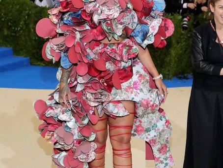 Rihanna Slays at the Met Gala in Avant Garde Fashion