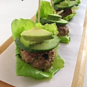 Avocado Veggie Sliders