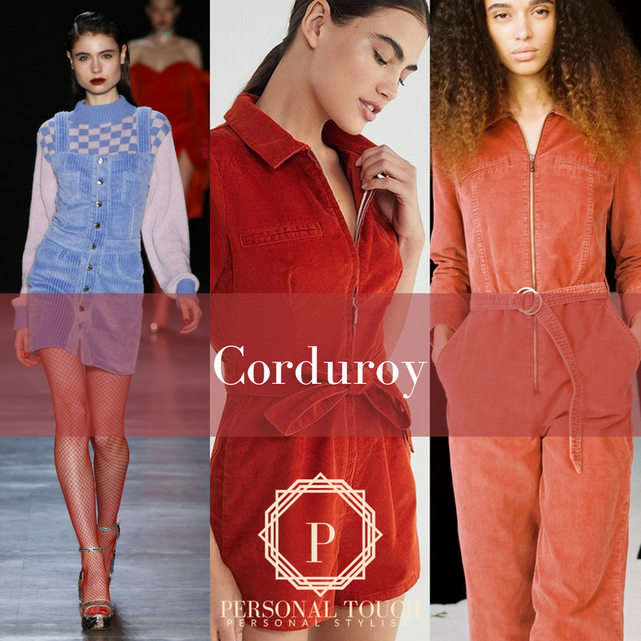 Fall Trend: Corduroy