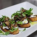 Herbed Wild Mushroom Toasts