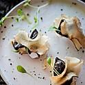 Truffled Brie & Wild Mushroom