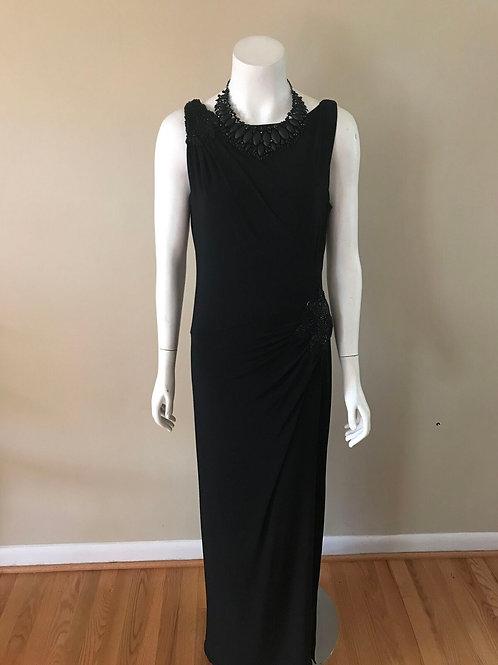 Ralph Lauren Black Long Gown