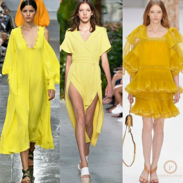 Summer Style Guide: Mellow Yellow
