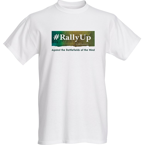 #RallyUp T-Shirt (Multi-Colored)