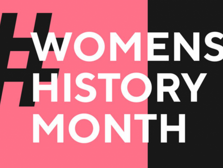Hello March: Women's History Month