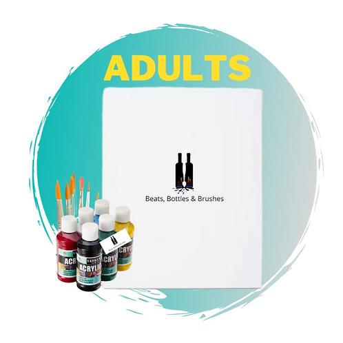 Paint Activity Pack