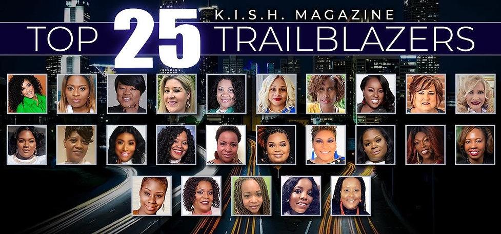 Top 25 Trailblazers
