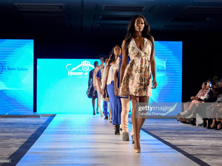A.Renee Fashion Debuts Formal Collection at London Fashion Week