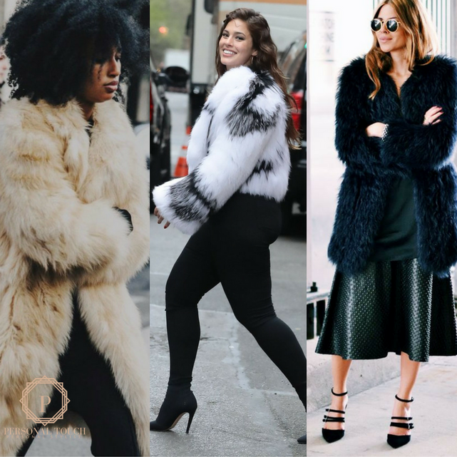Winter Style Guide: Faux-Fur Coats