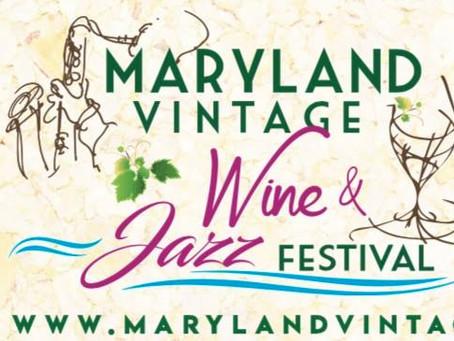 Avant Garde Digital Media Awarded Maryland Vintage Food, Wine & Jazz Festival Contract