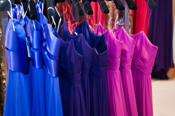 Tip: Shop for a Gown with Ease