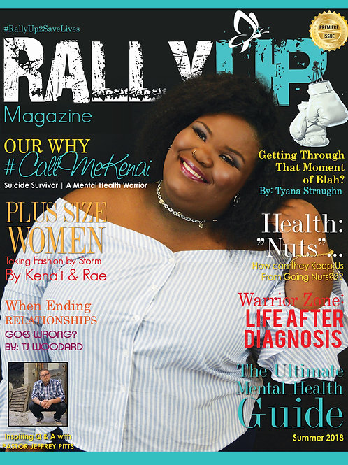 Rally Up Magazine Premiere Issue