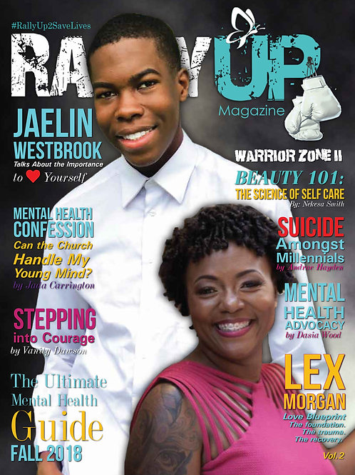 Rally Up Magazine Fall 2018