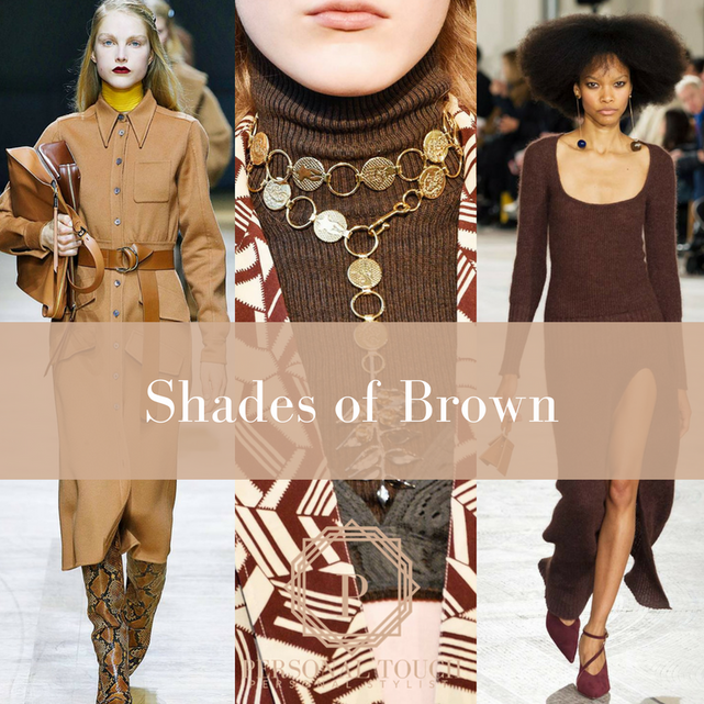Fall Style: Brown Hues