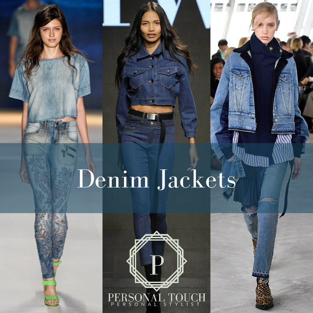 Fall Trends: Denim Jackets