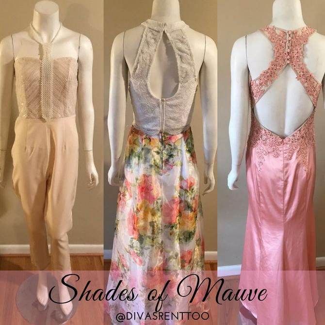 Summer Color Trends: Mauve