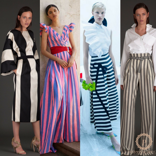 Spring Look Book: Candy Stripes