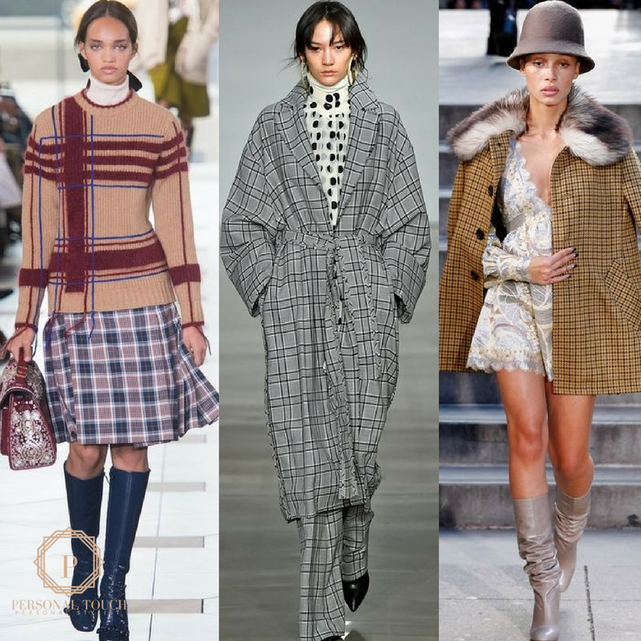 Fall Style Guide: Mad About Plaid