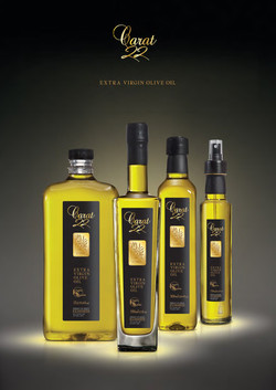 Carat Extra Virgin Olive Oil